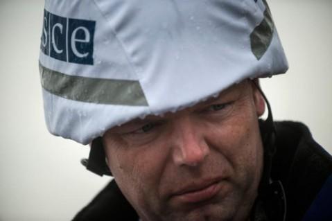 Миссия ОБСЕ не может точно подтвердить выполнение минских соглашений. Александр Хуг
