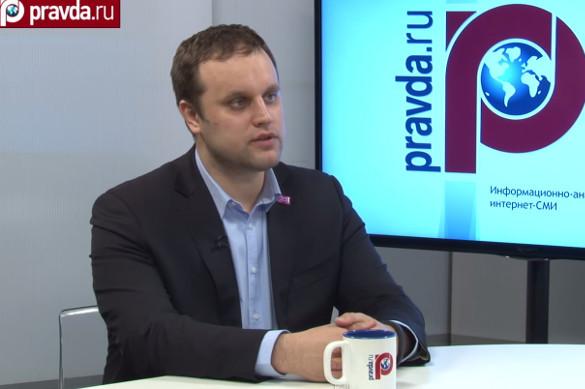 Павел Губарев: Януковича сгубила большая мошна. Павел Губарев о Донбассе, Павел Губарев, русский мир