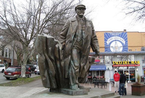 Сойдет за конфедерата? В Сиэтле решили снести памятник Ленину. 374030.jpeg