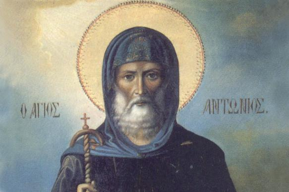 Антоний Великий – основатель монашества. 398030.jpeg