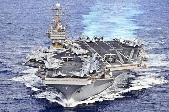 Самый дорогой авианосец ВМС США неможет принимать самолеты