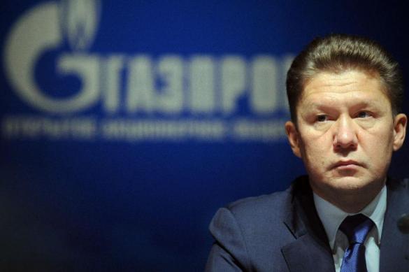 «Газпром» объявил орасторжении всех контрактов с государством Украина