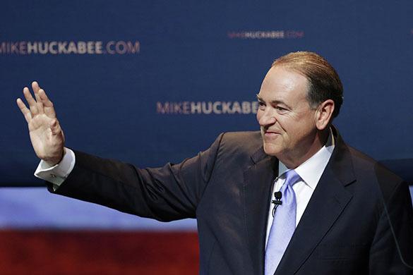 Республиканец Майк Хакаби заявил о своих президентских амбициях. Майк Хакаби