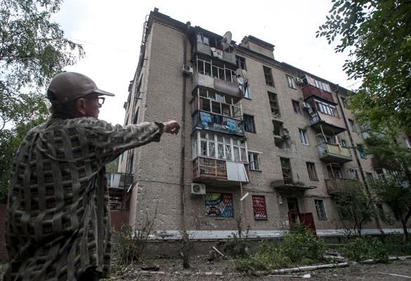 Прямой эфир с Луганском под бомбежкой. Прямой эфир с Луганском под бомбежкой