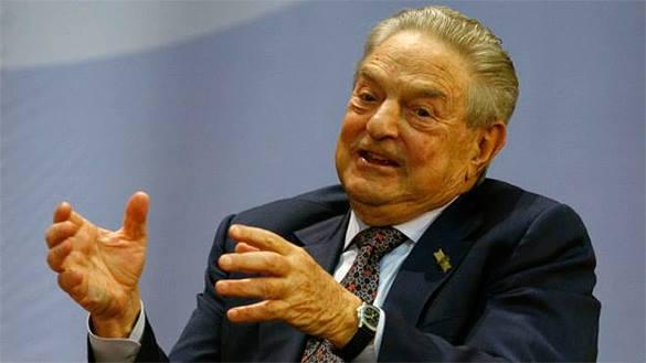 Коммунисты требуют запретить фонд Сороса. Сорос