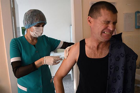 20% осложнений после прививок развились повине мед. работников — Роспотребнадзор