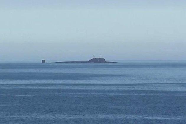 Ракетные стрельбы успешно прошли в Баренцевом море. Ракетные стрельбы успешно прошли в Баренцевом море
