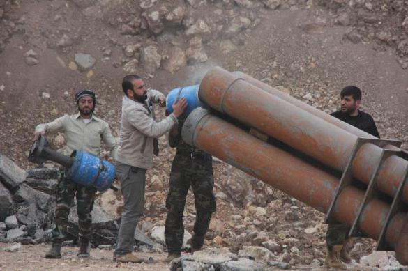 В Сирии началось восстание против союзников США. 385033.jpeg