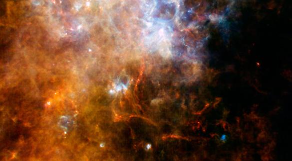 Астрономы обнаружили возле красного карлика необычно большую планету.