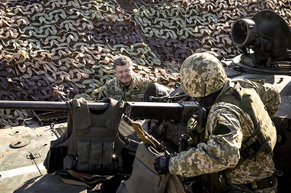 Украина хочет отхватит свой кусок от нового военного бюджета