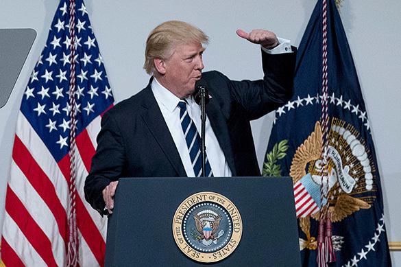 Трамп отозвал собственный законодательный проект оботмене Obamacare