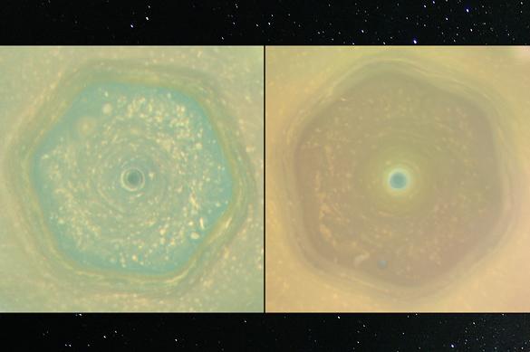 «Кассини» получил фотографии Сатурна вдень солнцестояния