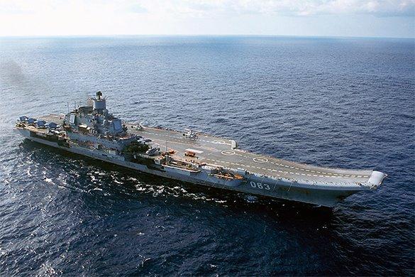 Впомощь «Адмиралу Кузнецову»: В Российской Федерации построят новый авианосец