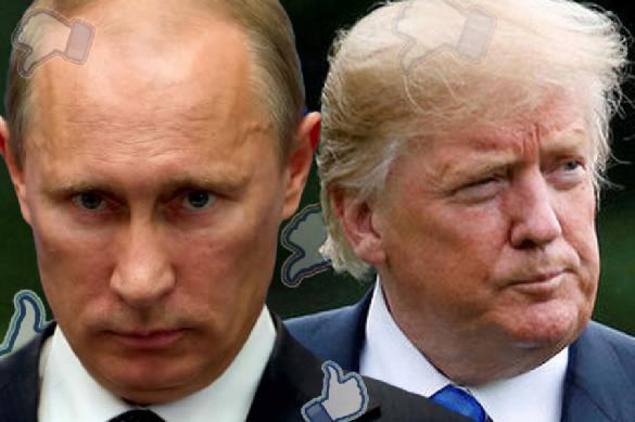 СМИ: Путин обманывает Трампа, заключая за его спиной опасные для США альянсы. 395034.jpeg