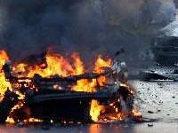 В результате взрыва в Ингушетии никто не пострадал