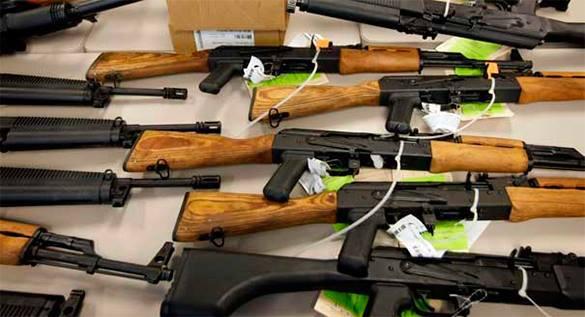 Оперативники обнаружили у банды ГТА целый оружейный склад. 303037.jpeg