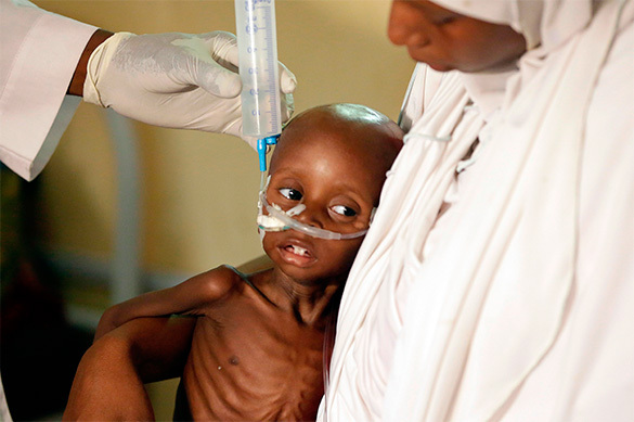 Пан Ги Мун: более 800 миллионов человек в мире голодают