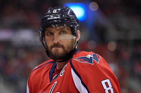 МОК направил НХЛ видеоролик сзаявлением Овечкина обОлимпиаде