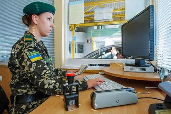 Украинка везла в Польшу восьмилетнего сына в чемодане
