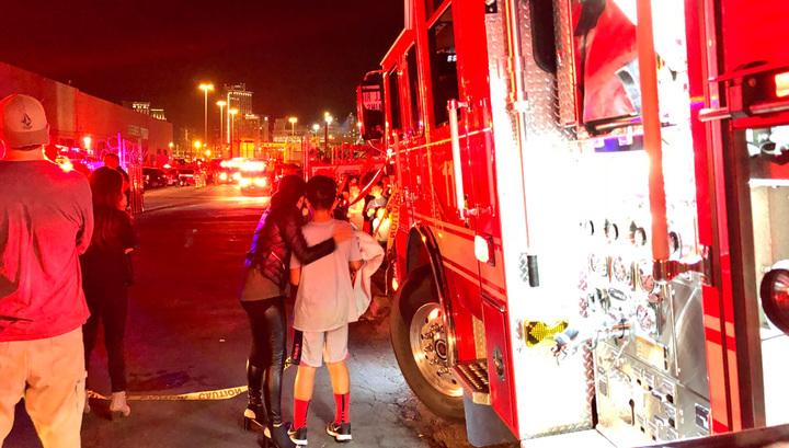 В Сан-Диего обрушилась лестница в паркурном парке: пострадал 21 ребенок. В Сан-Диего обрушилась лестница в паркурном парке: пострадал 21