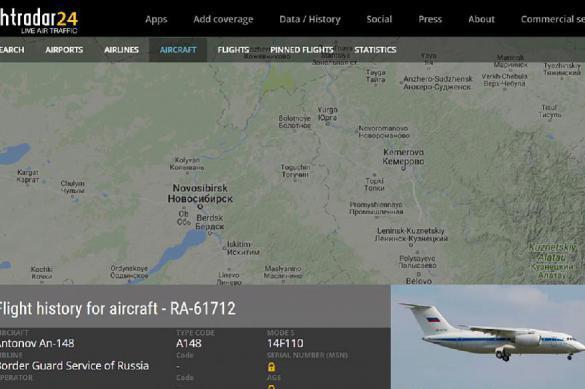 В Кемерово вылетел спецсамолет ФСБ для «посадки» чиновников. 385037.jpeg