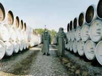 Россия уничтожила 36,6 процента запасов химоружия