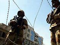 Иракский патруль подорвался на мине