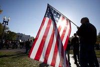 У Белого дома в Вашингтоне произошла погоня с перестрелкой. washington