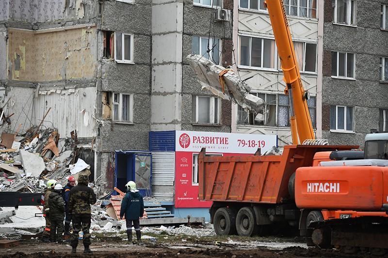 Ижевчане из рухнувшего дома получат новые квартиры. Ижевчане из рухнувшего дома получат новые квартиры
