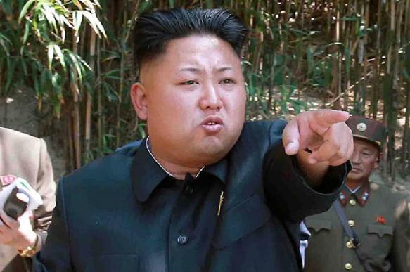 Ким Чен Ыну стало стыдно за