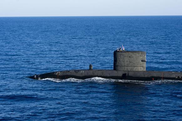 Наркотики помешали британским морякам следить за российскими подлодками.