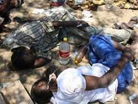 В Эфиопии 18 тысяч человек заразились смертельной болезнью