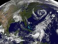 У побережья Флориды образовался тропический шторм