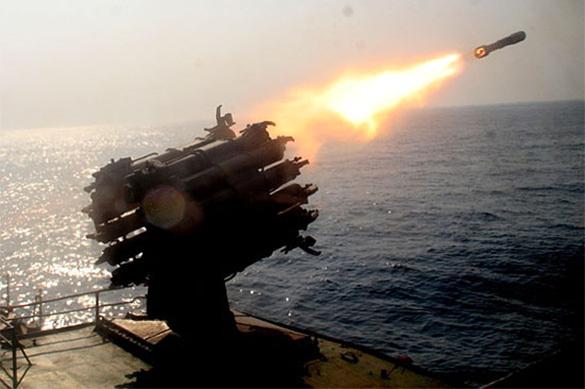 СМИ: российский флот стал владыкой Каспийского моря