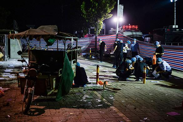 Стало известно, кто устроил взрыв у детсада в Китае