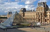 Попасть в Лувр через хиджаб