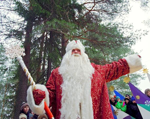 Дед Мороз зажег первую новогоднюю елку в Великом Устюге. 304040.jpeg