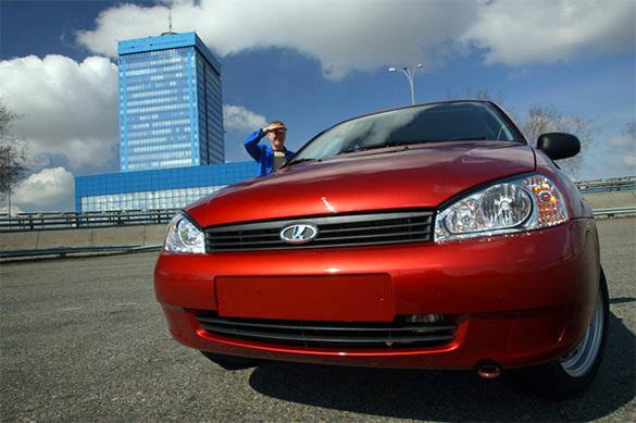 Продажи автомобилей в России рухнули на 11проц.
