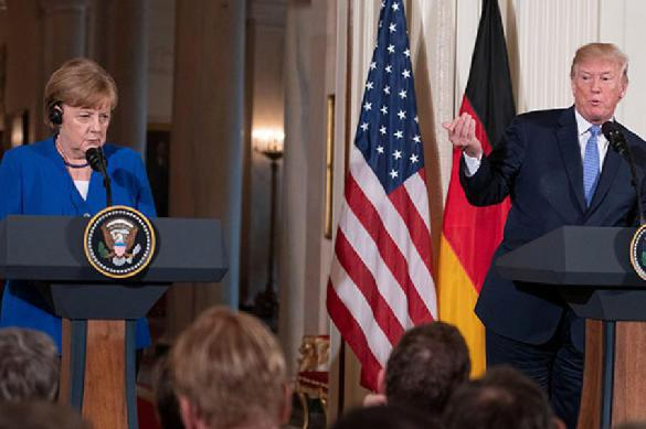 Бывший канцлер Германии пожаловался на американскую оккупацию. 395040.jpeg