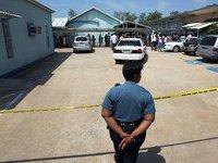 6-летний мальчик принес в школу пистолет: ранены трое. school