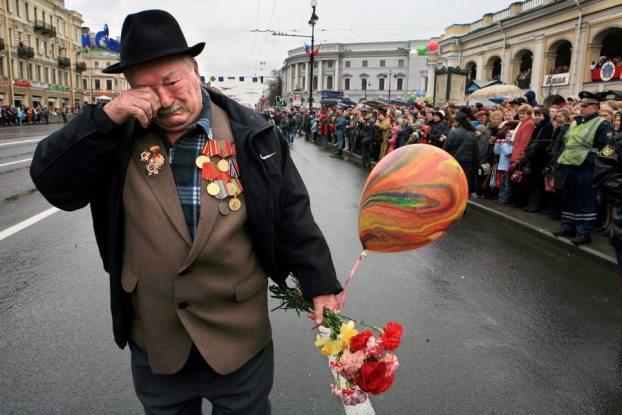 Западный интернет присвоил советского ветерана