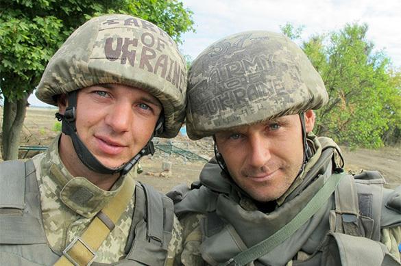 Солдаты ВСУ хотят брататься с ополченцами ДНР