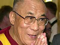 В Польшу с визитом прибыл Далай-лама