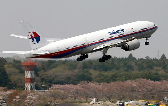 Малайзийский Boeing-777 после ухода с маршрута летел на автопилоте. 290042.jpeg