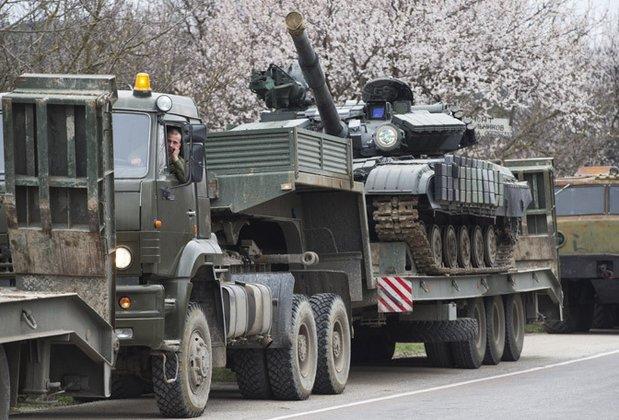 Молния. Объявлено о начале полномасштабной гражданской войны на востоке Украины.