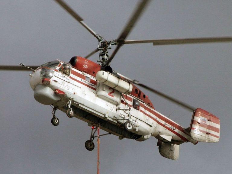Таиланд и Турция закупили российские вертолеты Ка-32. Таиланд и Турция закупили российские вертолеты Ка-32