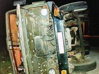 В Индии перевернулся грузовик: погибли 19 человек