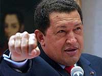 Чавес обратился к Обаме с призывом убрать военные базы из