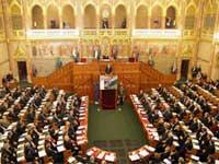 Новое правительство Венгрии приведено к присяге