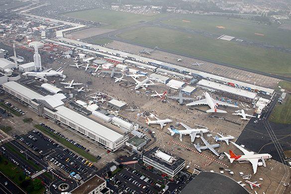 Арест нашей авиатехники в Ле-Бурже возможен только по судебному решению Франции - юрист.